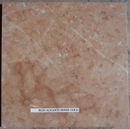 ROJO ALICANTE HONED 16X16
